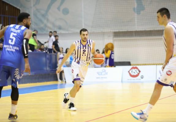 Nikola Pesakovic a ajuns la SCM Timișoara