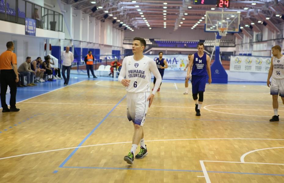 Cezar Stănescu va continua alături de CSO Voluntari