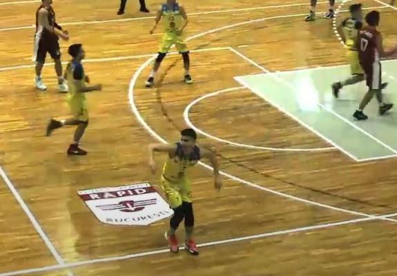 Toni Rotaru a suferit o accidentare gravă în meciul cu Rapid. Video