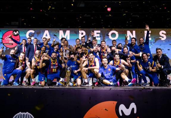 Barcelona a trecut de rivalii de la Real Madrid și a câștigat Cupa Spaniei. Video