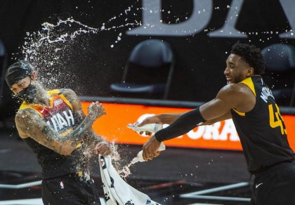 Utah Jazz trece de 76ers și își consolidează poziția de lider în Vest