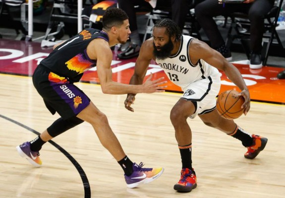 Brooklyn Nets a remontat un deficit de 24 de puncte și s-a impus pe terenul lui Suns