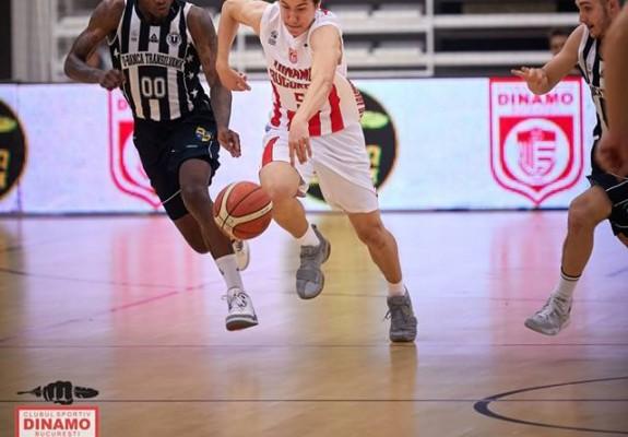 Marcu Badiu rămâne la Dinamo Știința București