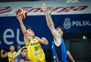 Israel obține un succes cu emoții în partida cu România