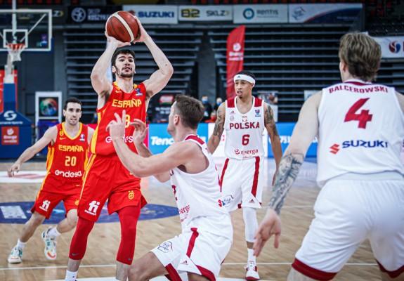 Spania, victorie în ultima secundă pe terenul Poloniei. Video