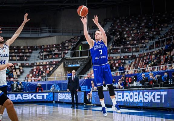 Jukka Toijala este la un pas de a califica Estonia la EuroBasket 2022