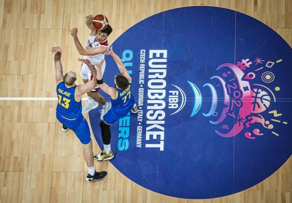 România încheie fără victorie calificările pentru EuroBasket 2022