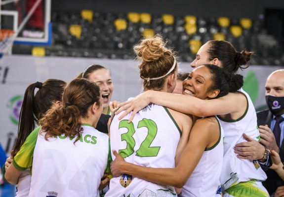 Sepsi-SIC va găzdui partidele din playoff-ul EuroCup Women
