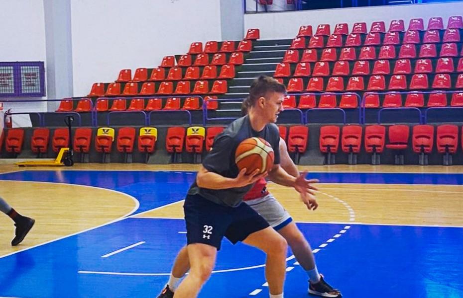 Blake Reynolds a ajuns la Sibiu