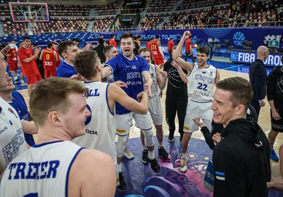 EuroBasket 2022 - lista echipelor calificate