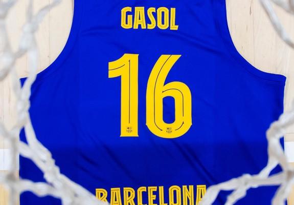 Contractul cu Pau Gasol, un câștig enorm pentru FC Barcelona
