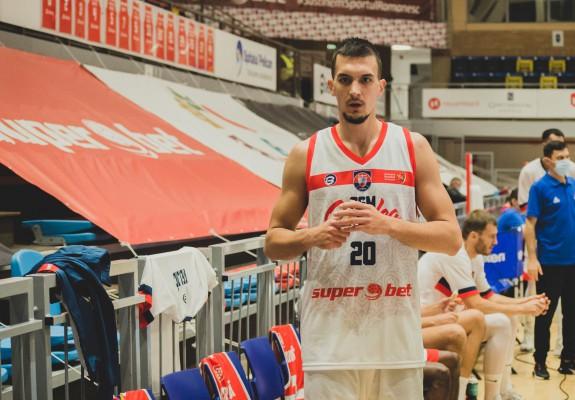 Pavle Reljic s-a despărțit de CSM Oradea