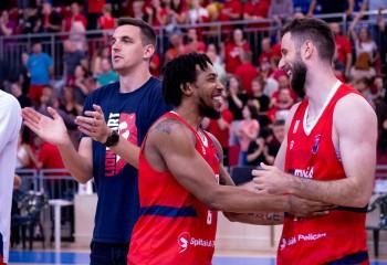 Sean Barnette rămâne la CSM CSU Oradea și pentru sezonul 2019-2020