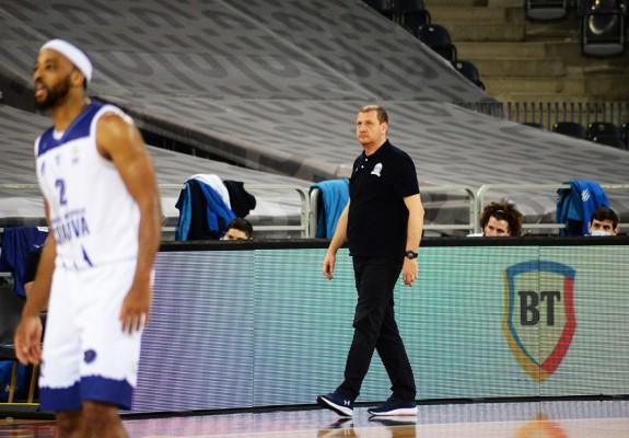 """Aco Todorov: """"Sunt dezamăgit de eliminare, dar sunt mândru de echipa mea"""""""