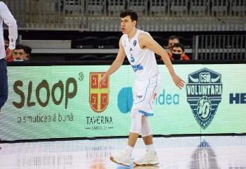 """Marcu Badiu: """"Când am văzut că intră prima minge, am zis thank God"""""""