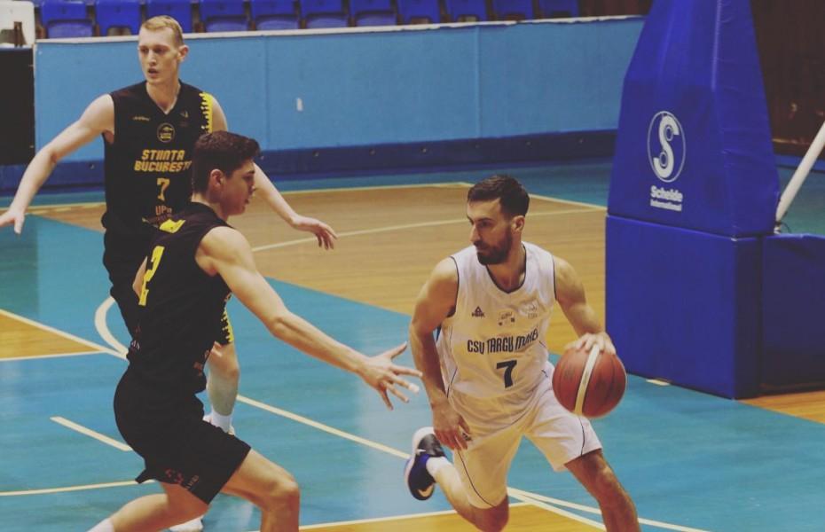 Liga 1. Victorii pentru CS Rapid și CSU Târgu Mureș