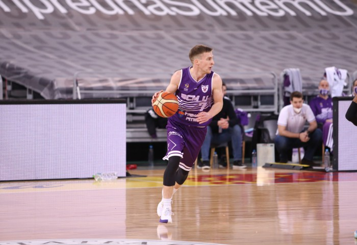 BCM U Pitești câștigă a doua partidă consecutivă în propria arenă