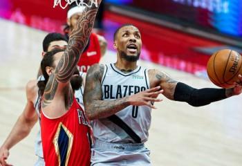Portland Trail Blazers, revenire de senzație în partida cu New Orleans Pelicans