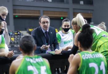 Declarații Annemarie Godri-Părău și Zoran Mikes după calificarea lui Sepsi în sferturile EuroCup
