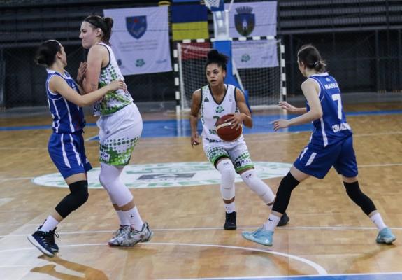 Programul turneului 9 din Liga Națională de baschet feminin