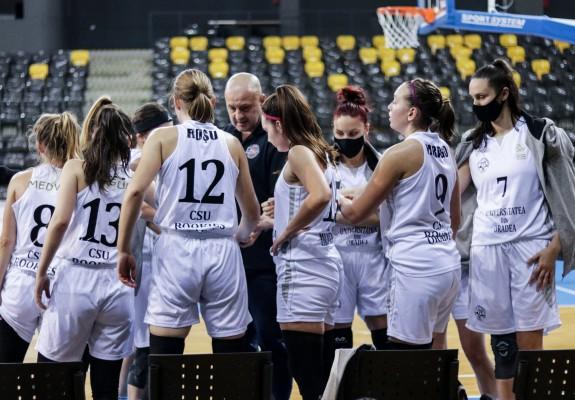 CSU Rookies Oradea va absenta de la turneul de la Târgoviște
