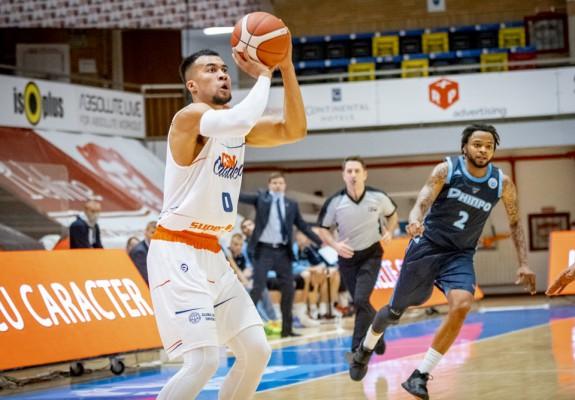 CSM CSU Oradea a câștigat în fața celor de la BC Dnipro