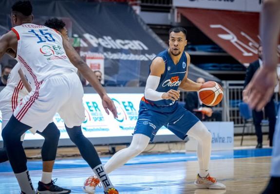 CSM CSU Oradea o învinge pe Reggio Emilia și se califică în Final Four-ul FIBA Europe Cup