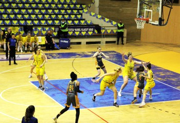 Turneul 10 din Liga Națională de baschet feminin începe astăzi, 26 martie