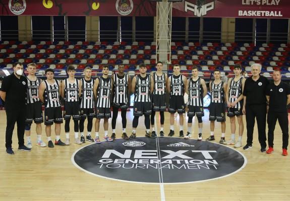 U-BT Cluj pierde la mare luptă meciul cu Partizan Belgrad