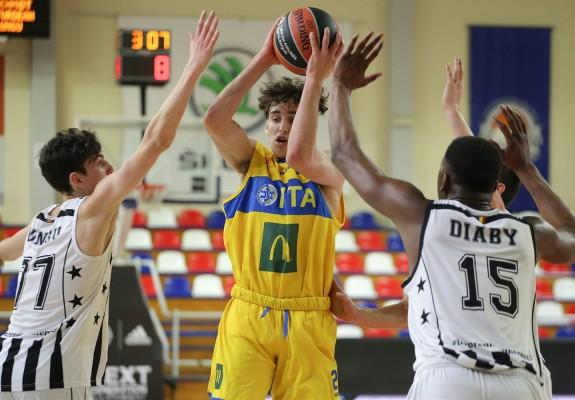 U-BT Cluj-Napoca, aproape de victorie cu Maccabi Tel Aviv