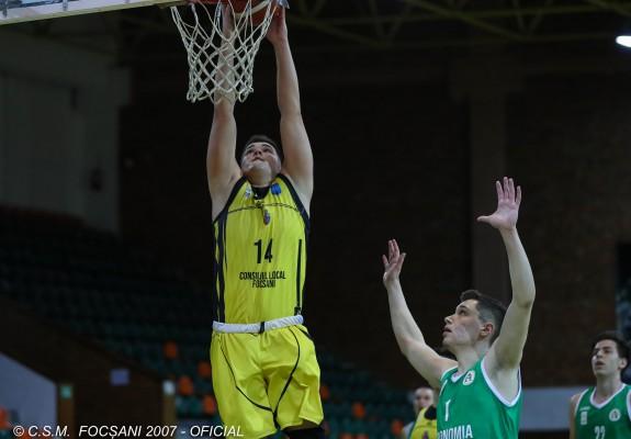 CN U18 - CSM Focșani a câștigat grupa D