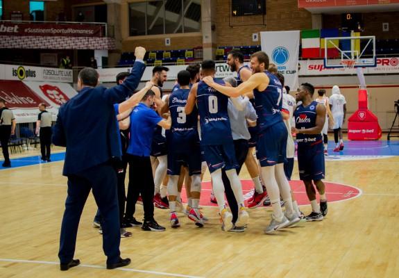 Calificarea CSM Oradea la F4-ul FIBA Europe Cup aduce modificări în programul LNBM