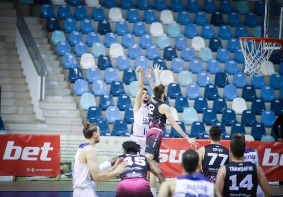 SCM Craiova, victorie lejeră cu Athletic Constanța
