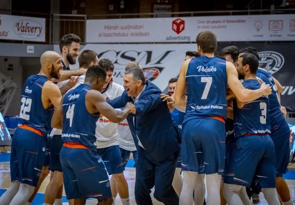 CSM CSU Oradea va juca la Tel Aviv în Final Four-ul FIBA Europe Cup