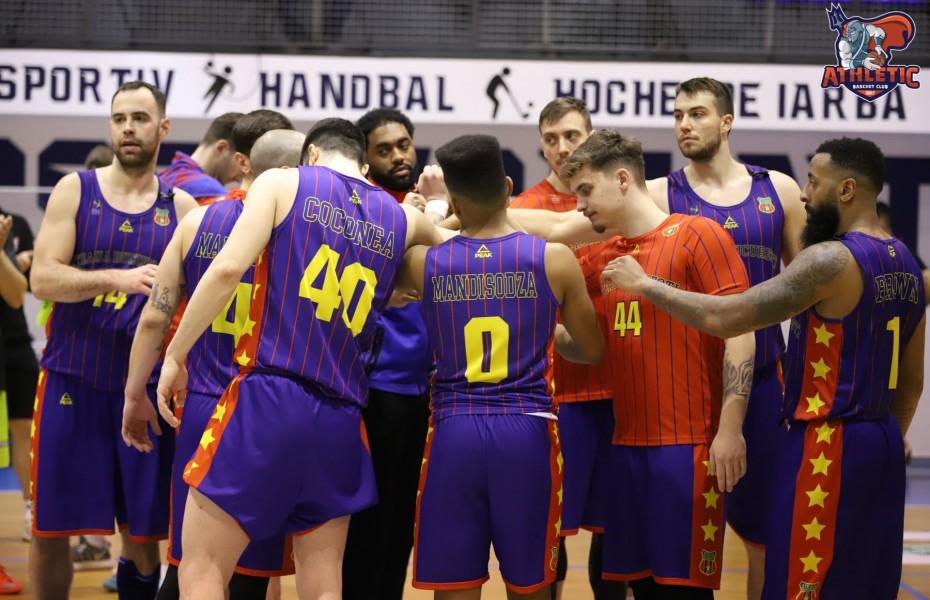 CSA Steaua întrerupe o serie de trei înfrângeri consecutive în LNBM