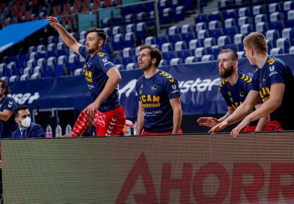 Victorie importantă în deplasare pentru UCAM Murcia