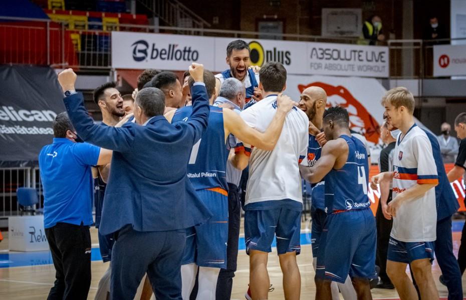 Final Four-ul FIBA Europe Cup se va juca cu spectatori