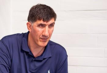Ghiță Mureșan, propus ca membru de onoare al Federației Române de Baschet