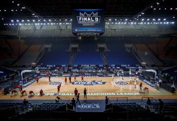 Echipele calificate în Final 8-ul Basketball Champions League