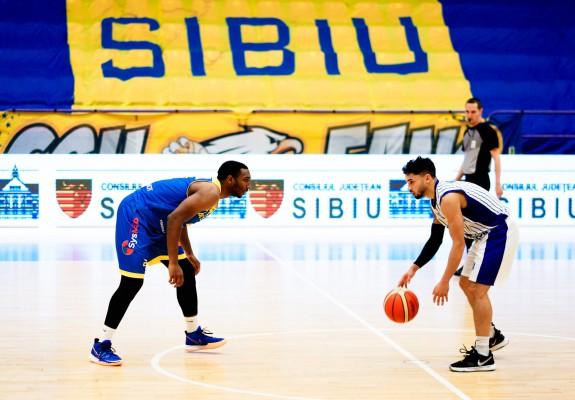 Sibiul găzduiește un nou turneu în Liga Națională de Baschet Masculin