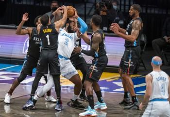 Los Angeles Lakers, victorie impresionantă pe terenul lui Brooklyn Nets. Video