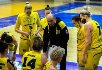 FCC Baschet Arad s-a calificat, la masa verde, în semifinalele LNBF