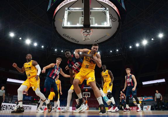 UCAM Murcia, victorie impresionantă cu Baskonia