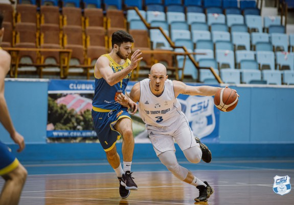 Liga 1 - CSU Târgu Mureș își păstrează invincibilitatea