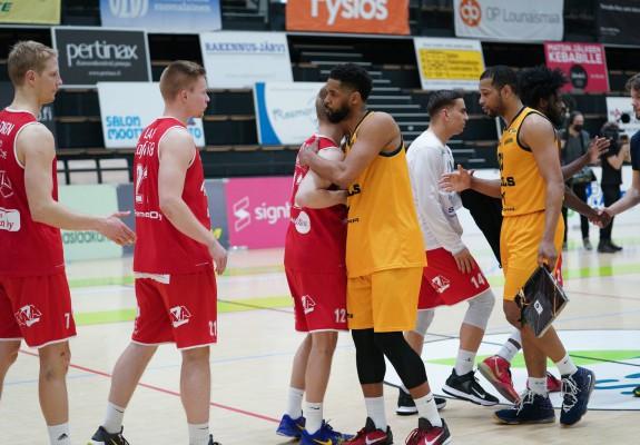 Echipa lui Porter Troupe a părăsit playoff-ul din Finlanda în semifinale
