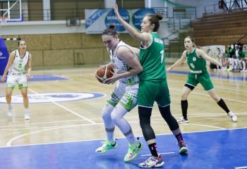 Victorii la scor pentru Sepsi-SIC și CSM Satu Mare în primele meciuri din play-off-ul LNBF