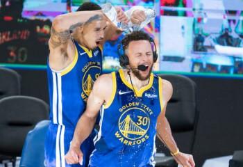 Steph Curry a devenit cel mai bun marcator din istoria lui Golden State Warriors