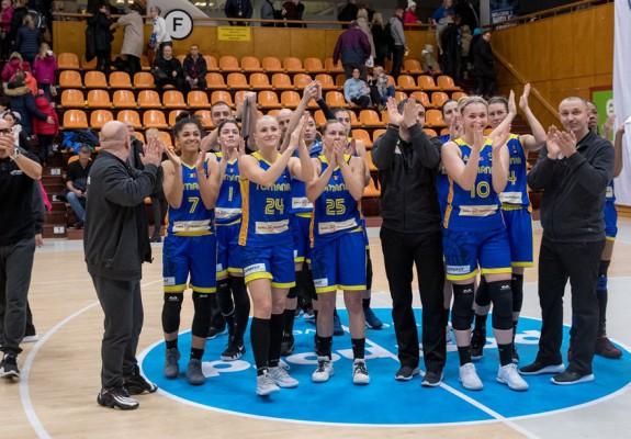 Acvilele și-au aflat adversarele din calificările pentru Women's Eurobasket 2021