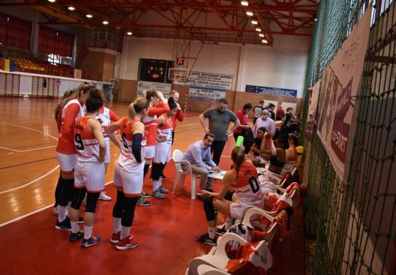 Sepsi-SIC și CSM Satu Mare au avansat în semifinalele LNBF