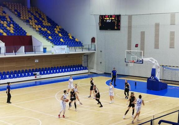 Olimpia CSU Brașov, ultima echipă calificată în semifinalele LNBF